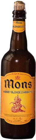 Belgh Brasse Mons Abbey Blonde