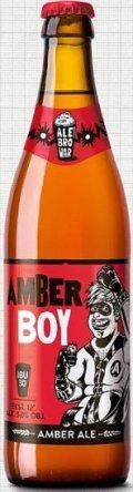 AleBrowar Amber Boy