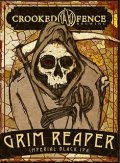 Crooked Fence Grim Reaper Imperial Black IPA