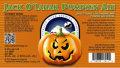 Puyallup River Jack O�Lahar Pumpkin Ale - Spice/Herb/Vegetable