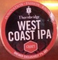 Thornbridge West Coast IPA - India Pale Ale (IPA)