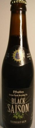St-Feuillien / Green Flash Black Saison
