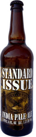 Pipeworks Standard Issue IPA