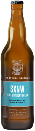 Widmer Brothers Reserve South by Northwest SXNW - Spice/Herb/Vegetable