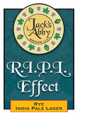 Jack�s Abby R.I.P.L. Effect
