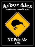 Arbor FF #22- NZ Pale Ale - Golden Ale/Blond Ale
