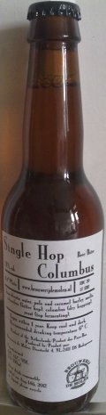 De Molen Single Hop Columbus - India Pale Ale (IPA)