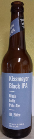 Kissmeyer Black IPA - Black IPA
