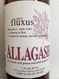 Allagash Fluxus 2012 - Spice/Herb/Vegetable