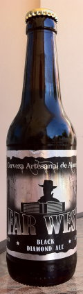 Far West Black Diamond Ale