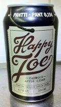 Happy Joe Oakwood Apple Cider