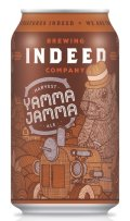 Indeed Sweet Yamma Jamma Ale - Spice/Herb/Vegetable