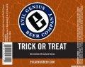 Evil Genius Trick or Treat Chocolate Pumpkin Porter