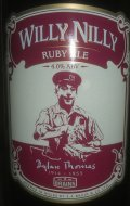 Brains Willy Nilly (Bottle)