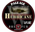Brewpub K�benhavn Hurricane - American Pale Ale