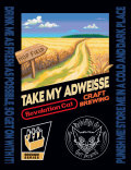 Revelation Cat - Take My AdWeisse