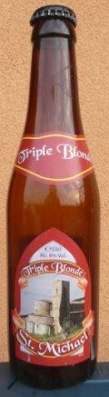 Sterkens St. Michael Triple Blonde