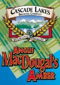 Cascade Lakes Angus MacDougals Amber - Scottish Ale