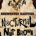 Flying Dog Nocturnal Nut Brown - Brown Ale