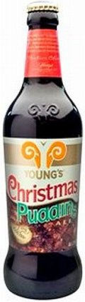Youngs Christmas Pudding Ale