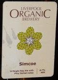 Liverpool Organic Simcoe