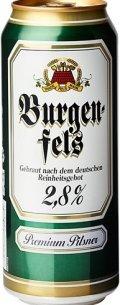 Harboe Burgenfels Premium Pilsner 2.8%