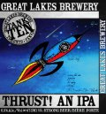 Great Lakes Brewing Thrust! An IPA