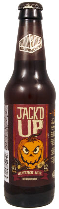 Third Street Jack�d Up Autumn Ale - Spice/Herb/Vegetable