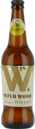 Westons Wyld Wood Organic Pear Cider