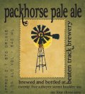 Beaten Track Packhorse Pale Ale