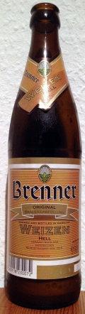 Brenner Weizen Hell