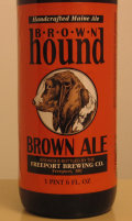 Freeport Brown Hound Brown Ale