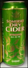Londis Somerset Dry Cider Strong