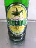 Crocodile Lager Beer Non Alcoholic - Low Alcohol