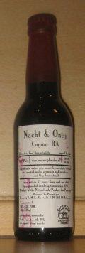 De Molen Nacht & Ontij Cognac Barrel Aged - Imperial Stout
