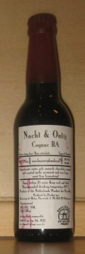 De Molen Nacht & Ontij Cognac Barrel Aged
