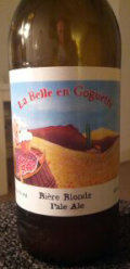 Garrigues La Belle en Goguette (2012) - English Pale Ale