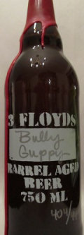 Three Floyds Bully Guppy - Wheat Ale