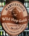 Harviestoun Wild Hop Gold (Cask) - Golden Ale/Blond Ale