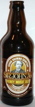 Gahan House Sir John As Honey Wheat Ale