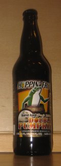 Hoppin� Frog Barrel Aged Frog�s Hollow Double Pumpkin - Spice/Herb/Vegetable