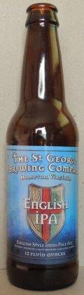 St. George English IPA