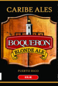 Boqueron Blonde Ale - Golden Ale/Blond Ale