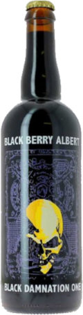 Struise Black Damnation I - Black Berry Albert - Imperial Stout