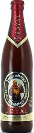 Franziskaner Weissbier Royal Edition 02 (2012)