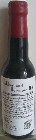 De Molen Bakker Wort Brouwer (Bowmore BA) - Imperial Stout