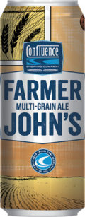 Confluence Farmer John�s Multi-Grain Ale - Wheat Ale