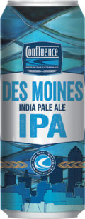 Confluence Des Moines IPA
