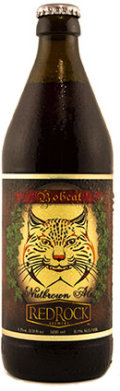 Red Rock Bobcat Nut Brown Ale