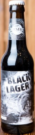 Camba Bavaria Black Lager
